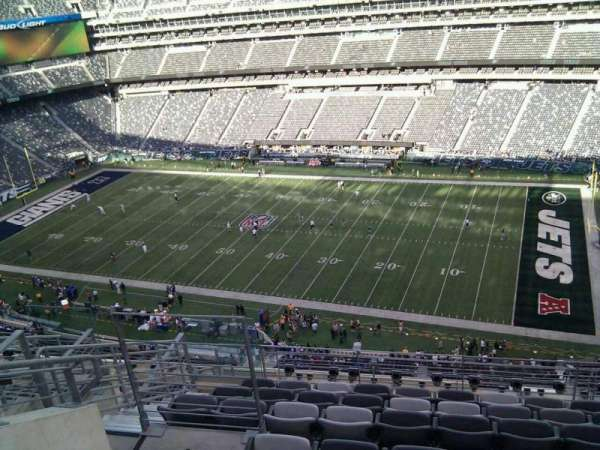 MetLife Stadium, section: 335, row: 12, seat: 20