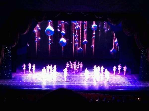 Radio City Music Hall, section: 3rd mezzanine 4, row: b, seat: 409
