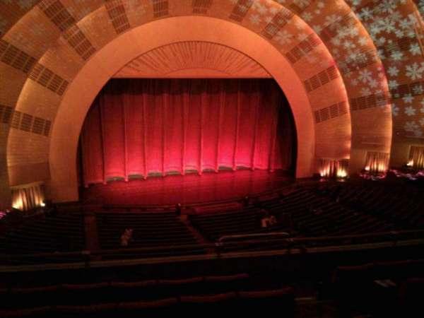 Radio City Music Hall, section: 2nd mezzanine 6, row: f, seat: 604