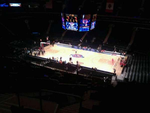 Madison Square Garden, section: 226, row: 15, seat: 5