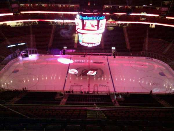 Prudential Center, section: 229, row: 7, seat: 14