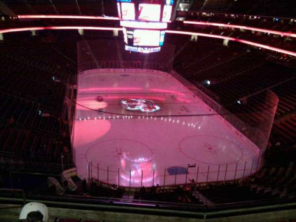 Prudential Center, section: 119, row: 7, seat: 11