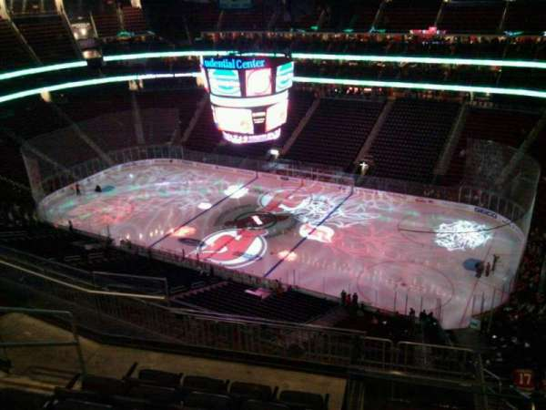 Prudential Center, section: 215, row: 6, seat: 19