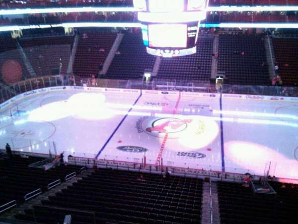 Prudential Center, section: 112, row: 4, seat: 3
