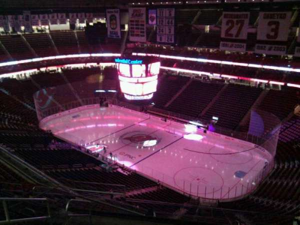 Prudential Center, section: 233, row: 8, seat: 5