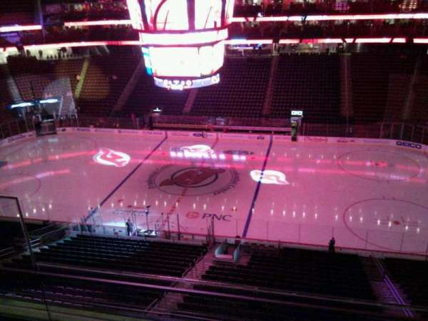 Prudential Center, section: 130, row: 3, seat: 15