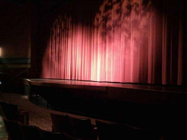 Landis Theater, section: orchestra right, row: e, seat: 18