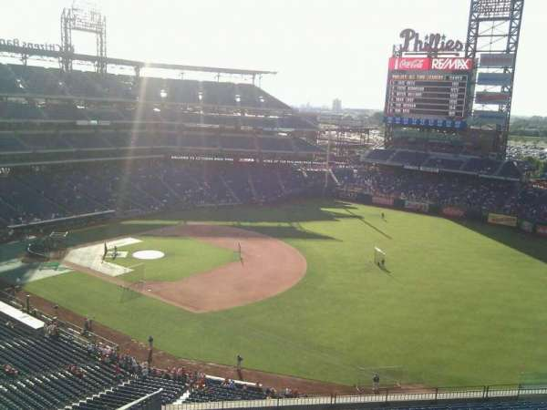 Citizens Bank Park, section: 310, row: 15, seat: 19