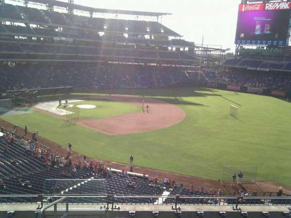 Citizens Bank Park, section: 209, row: 7, seat: 24