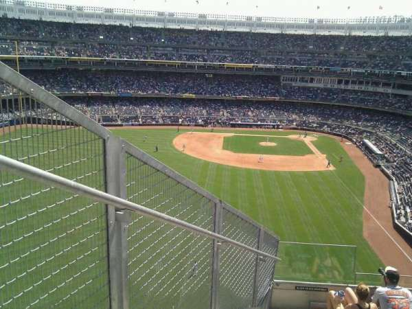 Yankee Stadium, section: 334, row: 7, seat: 34