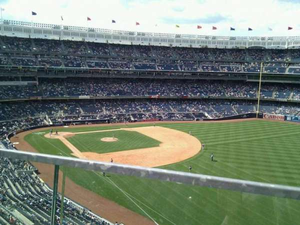 Yankee Stadium, section: 309, row: 1, seat: 9