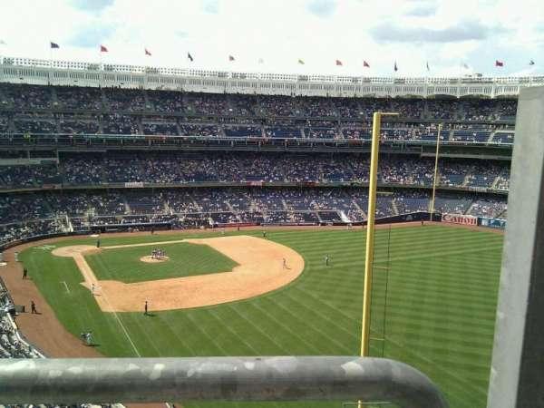 Yankee Stadium, section: 308, row: 8, seat: 1