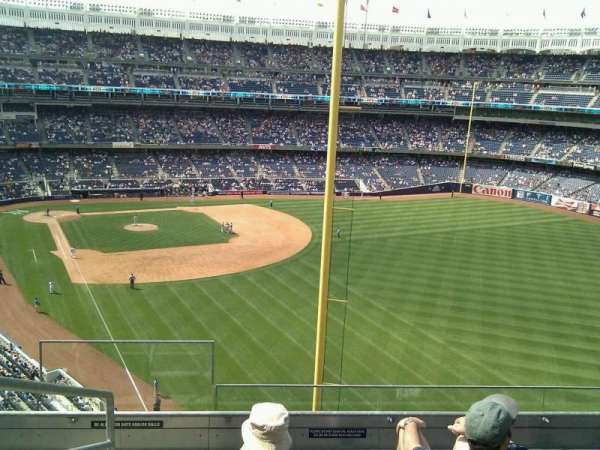 Yankee Stadium, section: 307, row: 5, seat: 22