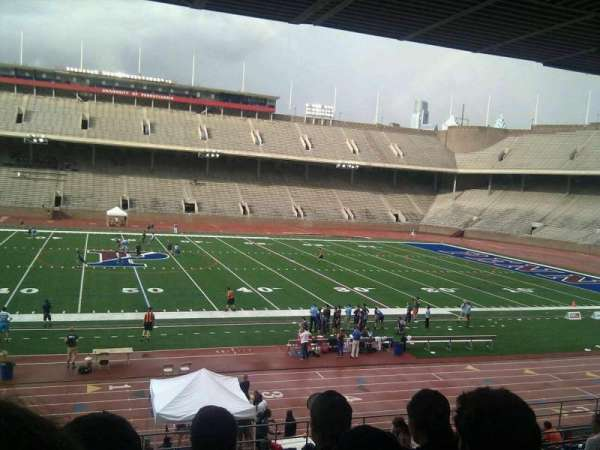 Franklin Field, section: sf, row: 22, seat: 11