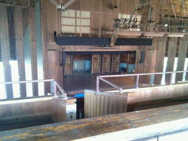 The Mann, section: Balcony 100, row: AAA, seat: 104