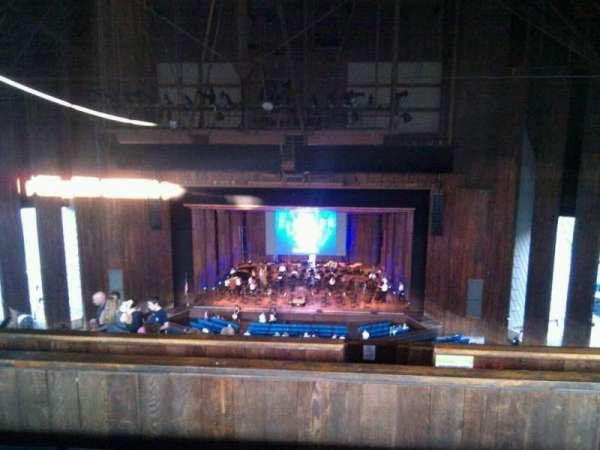 The Mann, section: Balcony 200, row: DDD, seat: 224