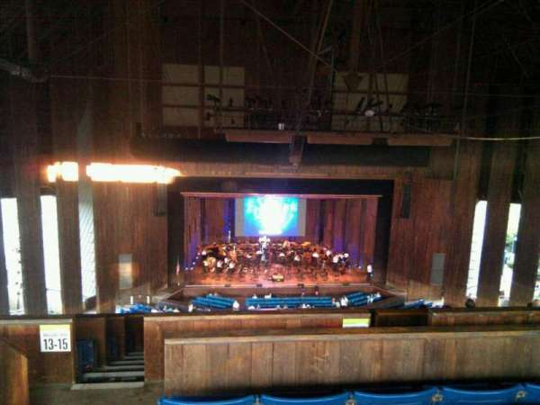 The Mann, section: Balcony 200, row: EEE, seat: 200