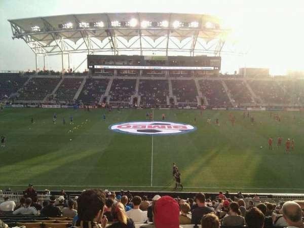 Talen Energy Stadium, section: 127, row: z, seat: 12