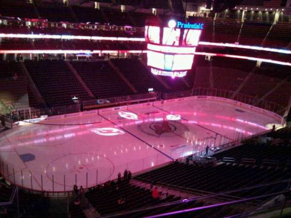 Prudential Center, section: 125, row: 3, seat: 9
