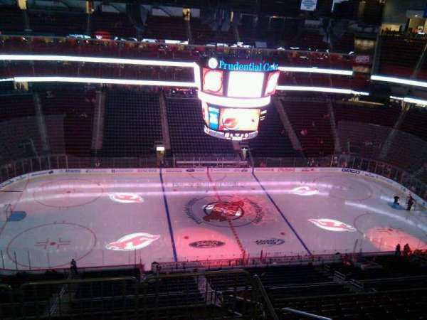 Prudential Center, section: 211, row: 2, seat: 11