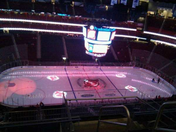 Prudential Center, section: 210, row: 5, seat: 2