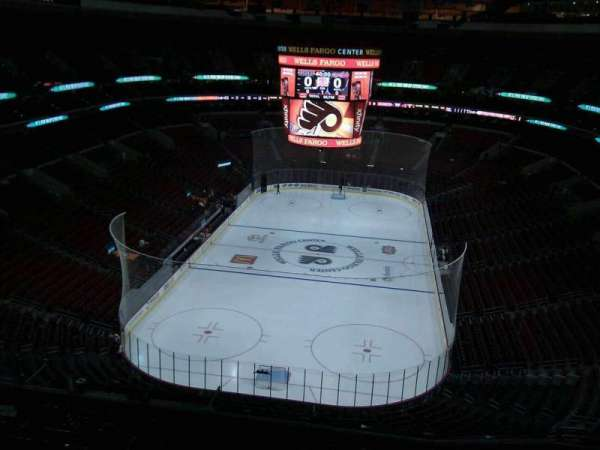 Wells Fargo Center, section: 207a, row: 12, seat: 13