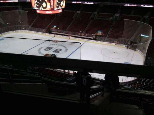 Wells Fargo Center, section: 216, row:  8, seat: 2