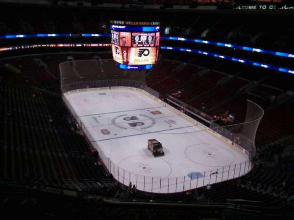 Wells Fargo Center, section: 217a, row: 13, seat: 13