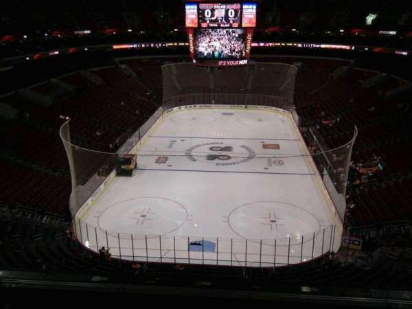 Wells Fargo Center, section: 219a, row: 5, seat: 3