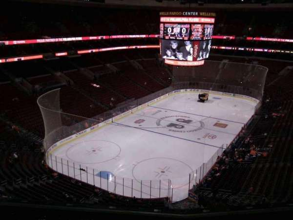 Wells Fargo Center, section: 221, row: 8, seat: 8