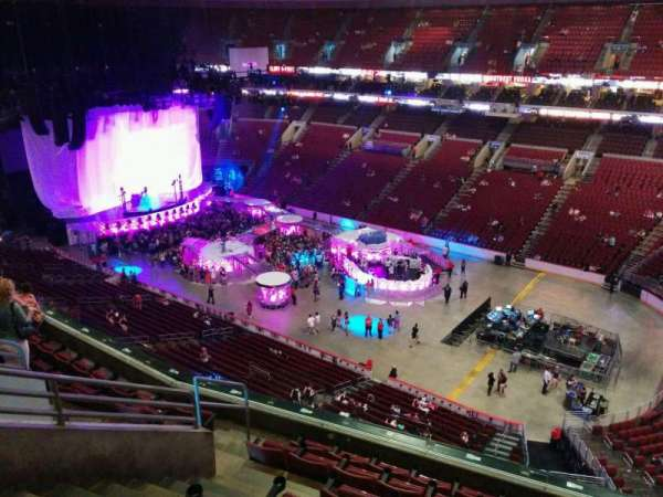 Wells Fargo Center, section: 205, row: 8, seat: 8