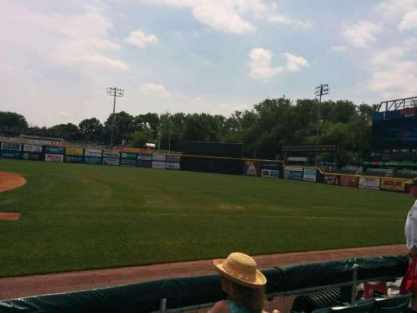 FNB Field, section: 114, row: 4, seat: 12