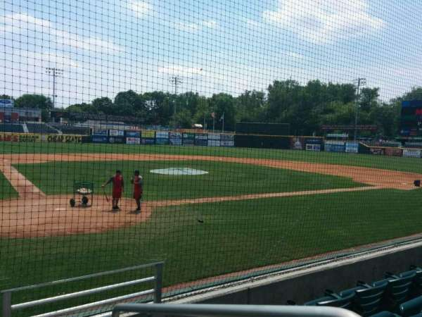 FNB Field, section: 110, row: 4, seat: 12