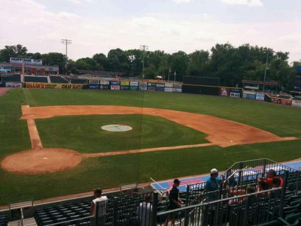 FNB Field, section: 206, row: 7, seat: 8