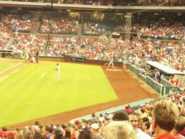 Citizens Bank Park, section: 139, row: 25, seat: 8