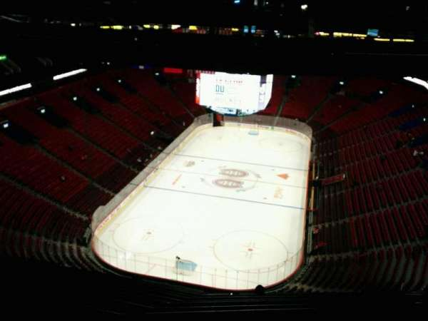 Centre Bell, section: 409, row: C, seat: 11