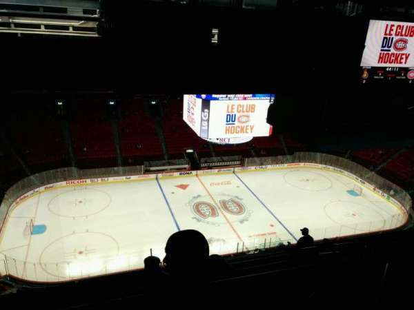 Centre Bell, section: 421, row: B, seat: 11