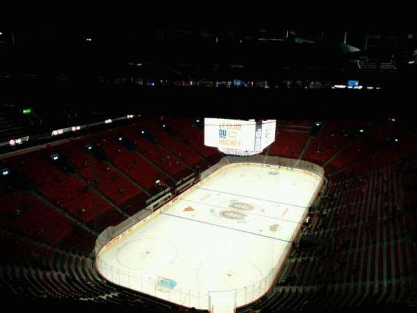 Centre Bell, section: 426, row: C, seat: 11