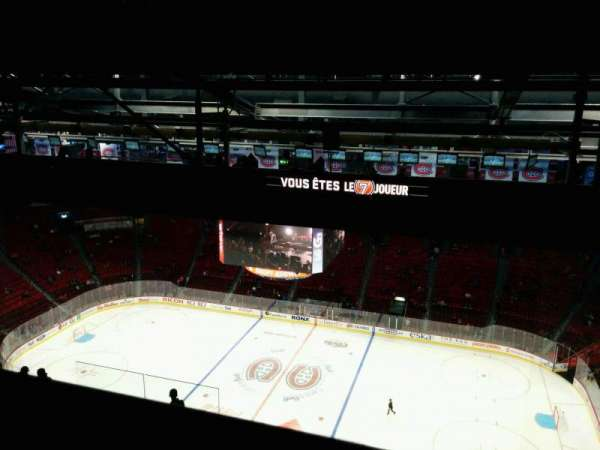 Centre Bell, section: 435, row: D, seat: 8