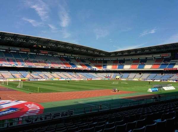 Nissan Stadium (Yokohama), section: SS, row: 11, seat: 105