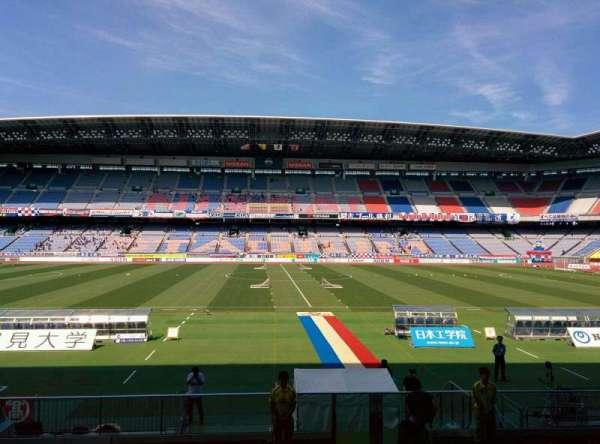Nissan Stadium (Yokohama), section: SS, row: 15, seat: 365