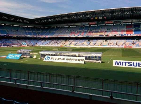 Nissan Stadium (Yokohama), section: SS, row: 5, seat: 460