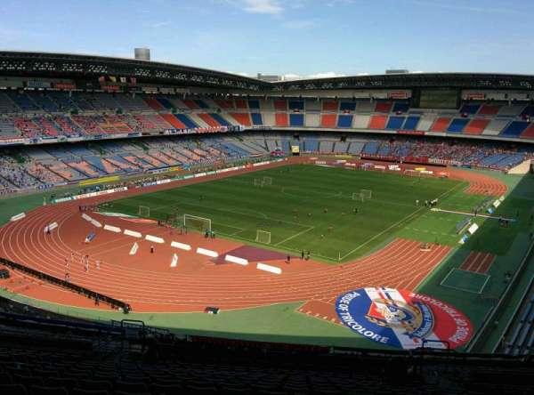 Nissan Stadium (Yokohama), section: S, row: 28, seat: 513