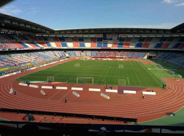 Nissan Stadium (Yokohama), section: S, row: 10, seat: 350
