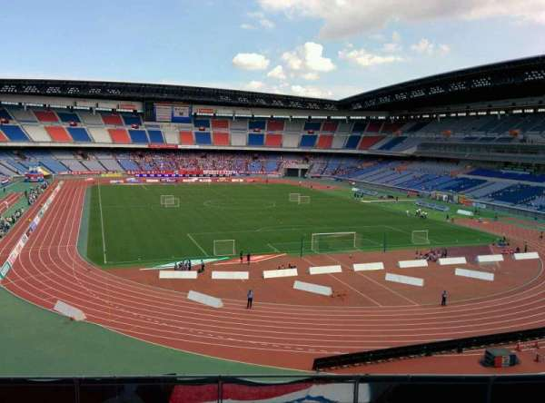 Nissan Stadium (Yokohama), section: S, row: 8, seat: 164