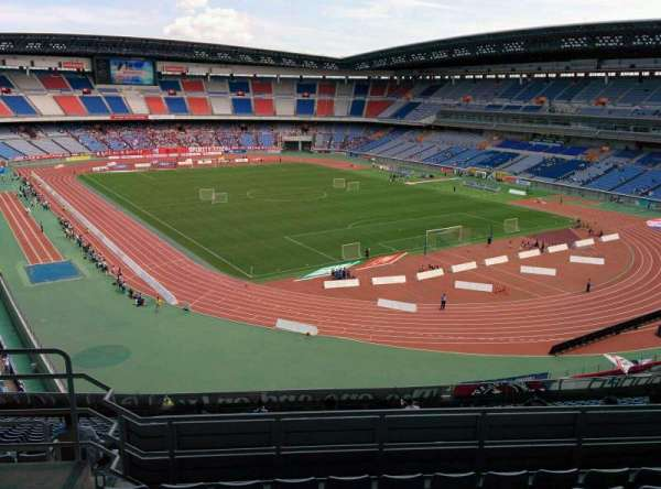 Nissan Stadium (Yokohama), section: S, row: 19, seat: 45