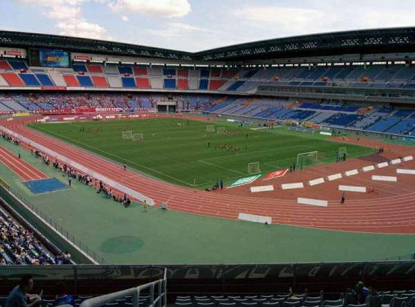 Nissan Stadium (Yokohama), section: S, row: 11, seat: 1