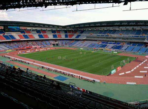 Nissan Stadium (Yokohama), section: S, row: 26, seat: 661