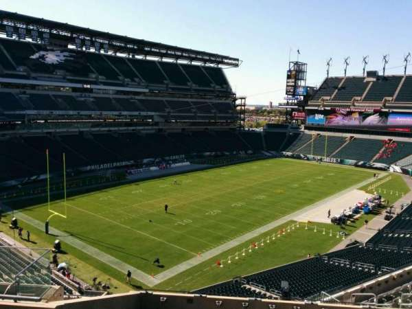 Lincoln Financial Field, section: c15, row: 14, seat: 12