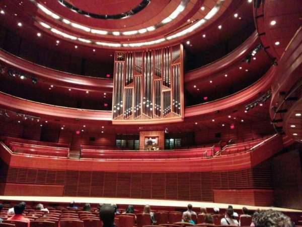 Verizon Hall at the Kimmel Center, section: Orchestra, row: Q, seat: 8